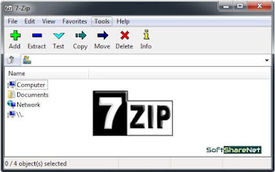 Best file compression software : 7-Zip