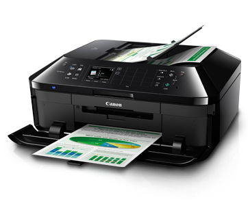 download Canon PIXMA MX927 Inkjet printer's driver