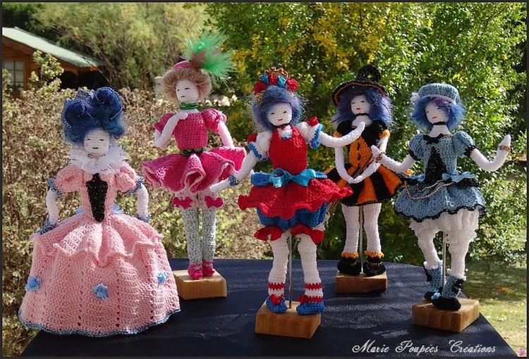 Petites poupées