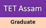 Assam Post Graduate TET Recruitment 2020-2021