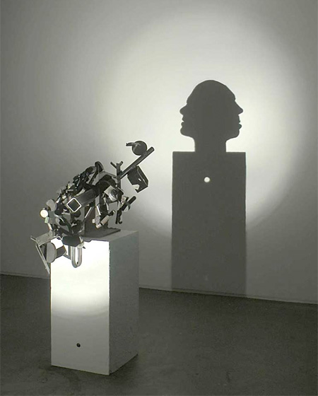 best shadow sclupture art