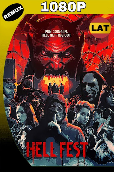 Hell Fest: Juegos Diabólicos (2018) BDREMUX 1080P LATINO MKV