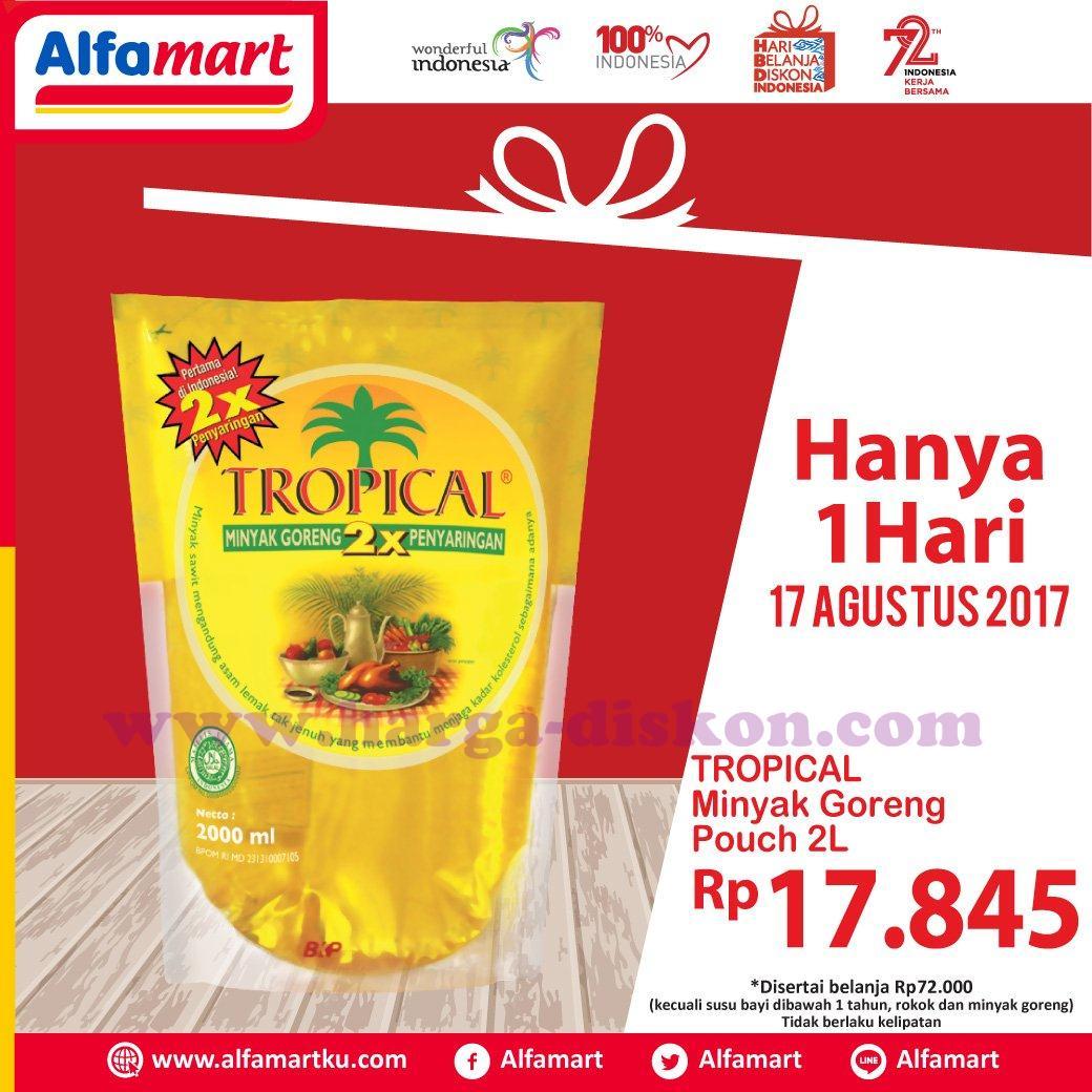 Harga Jual Minyak Goreng Di Alfamart Promo Filma 2 L Pounch Terbaru Tropical 2l Pch Hanya Rp17845 Disertai Belanja Rp72000 Kecuali Susu Bayi