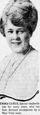 Emma Carus 1926