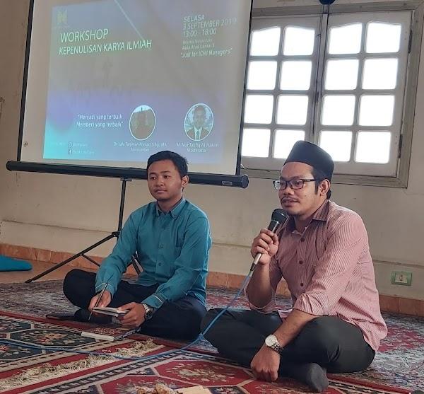 Workshop Kepenulisan Karya Ilmiah: Awal Revitalisasi Forum Kajian dan Diskusi ICMI Kairo