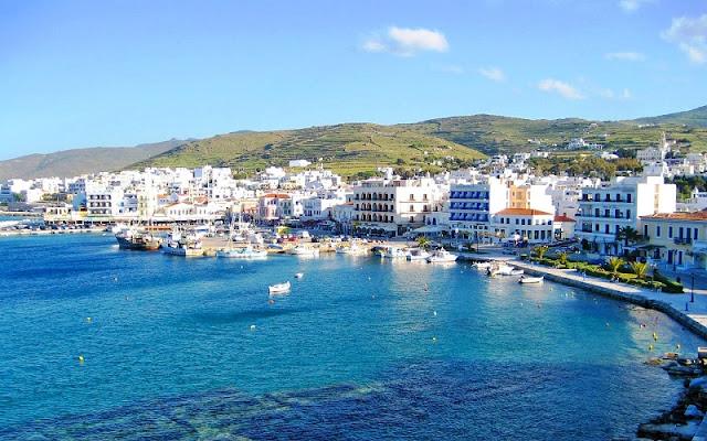 Passeio de um dia para a ilha de Tinos, Mykonos
