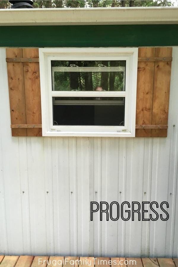 batten board shutters