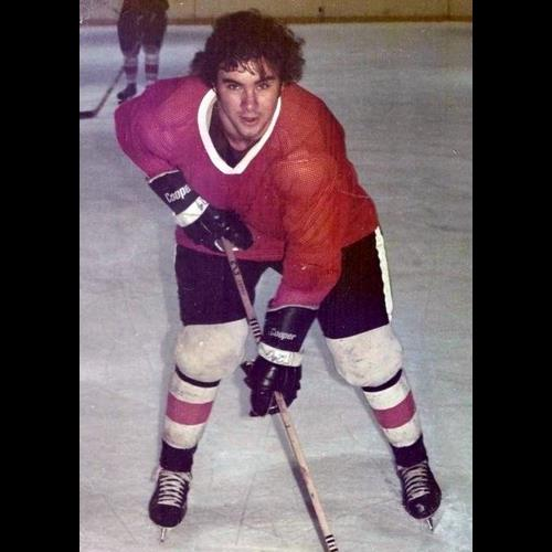 ALEX FORSYTH, 1975 1st round pick, played one NHL game. (Book pg. 45)