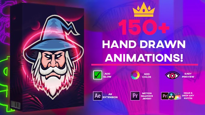 Max Novak / Media Monopoly – Ultimate 150+ Animation Pack