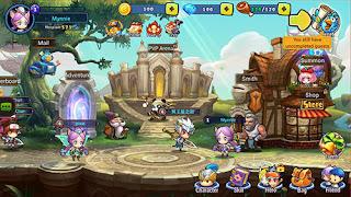 Download Genki Heroes V1.0.5 MOD Apk