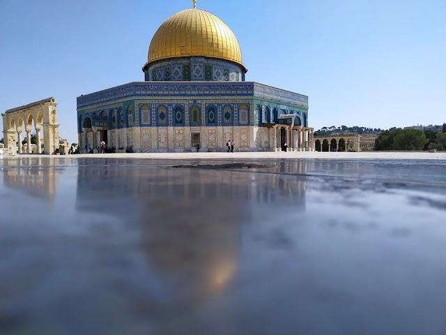 Israeli plan to re-close Al-Aqsa Mosque