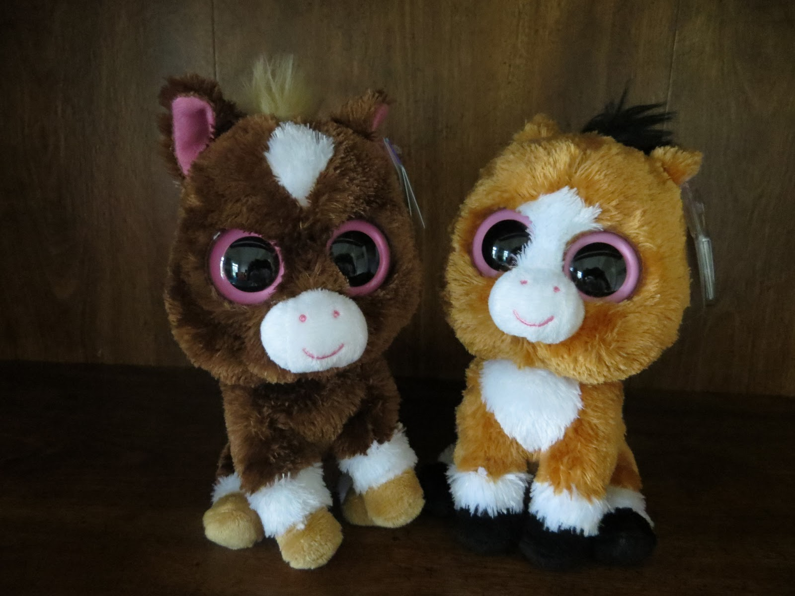 12a39e8fd0c Ty Beanie Boos Goddess   Day 5 Introduction of Beanie Boos (Horse)