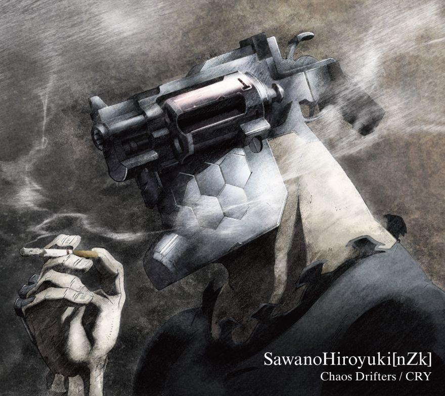 SawanoHiroyuki[nZk] - Chaos Drifters/CRY [2020.07.29+MP3+RAR]