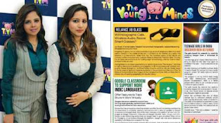 The Young Minds - Assam First Newspaper for Kids