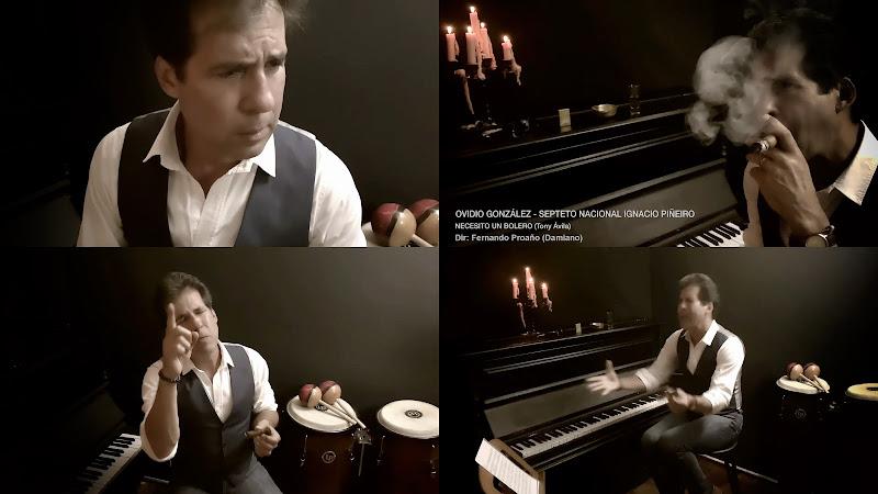 Ovidio González - ¨Necesito un Bolero¨ - Videoclip - Director: Fernando Proaño (Damiano). Portal Del Vídeo Clip Cubano