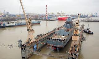Pembangunan Fregat Admiral Kasatonov