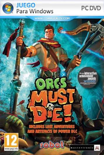 Orcs Must Die Game of The Year Edition PC Full Español PROPHET