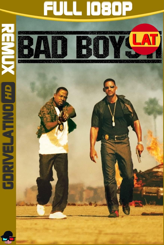 Bad Boys II (2003) BDRemux 1080p Latino-Ingles MKV