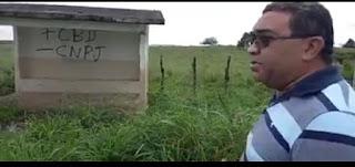 Vereador Nal Fernandes denuncia abandono por parte da prefeitura no sitio Caboclo em Guarabira.