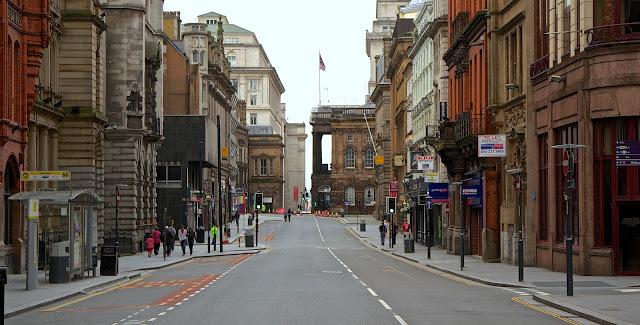 Visitare Liverpool: Dale Street