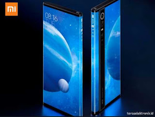 Xiaomi Mi Mix Alpha, Ponsel Baru Xiaomi yang Siap Bikin Kejutan