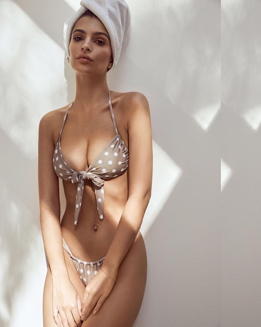 Emily Ratajkowski in Bikini – Social Media Pictures