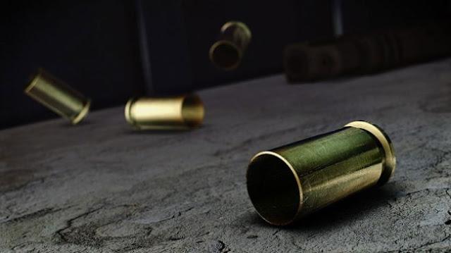 Dua Pemancing Bertempiaran Lari Koperal PGA Tiba-Tiba Lepaskan Tembakan Rambang Guna M16