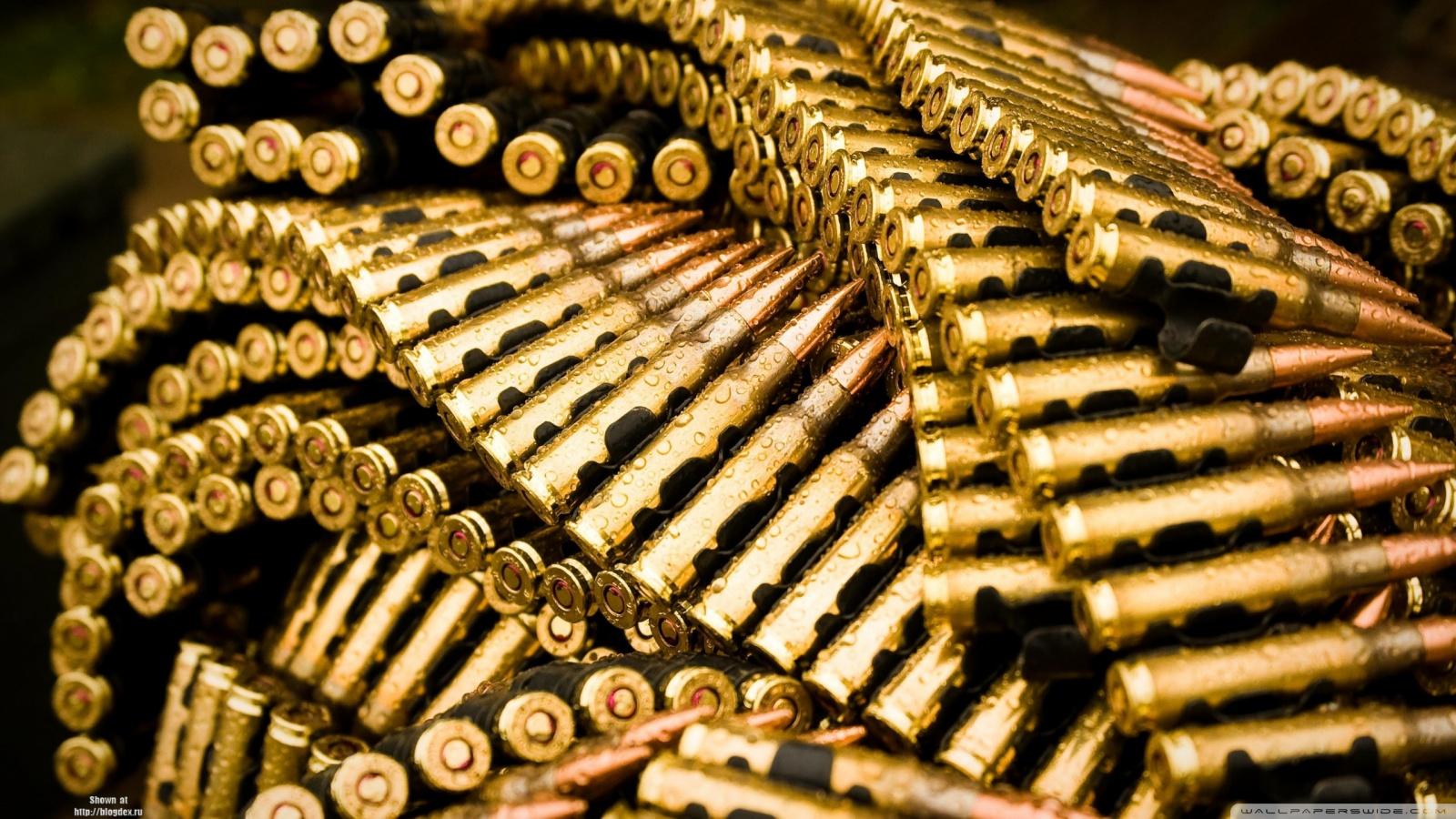 GUN vs GUTS: BULLET CHAIN HD WALLPAPER