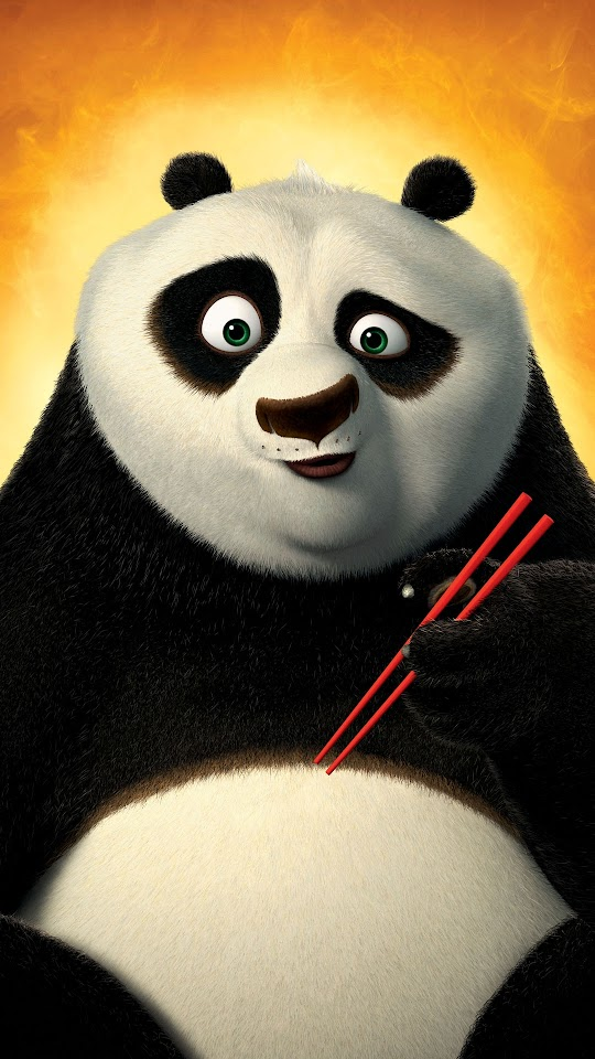 Kung Fu Panda  Galaxy Note HD Wallpaper