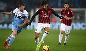 مشاهدة مباراة ميلان ولاتسيو بث مباشر اليوم 03-11-2019 في الدوري الايطالي