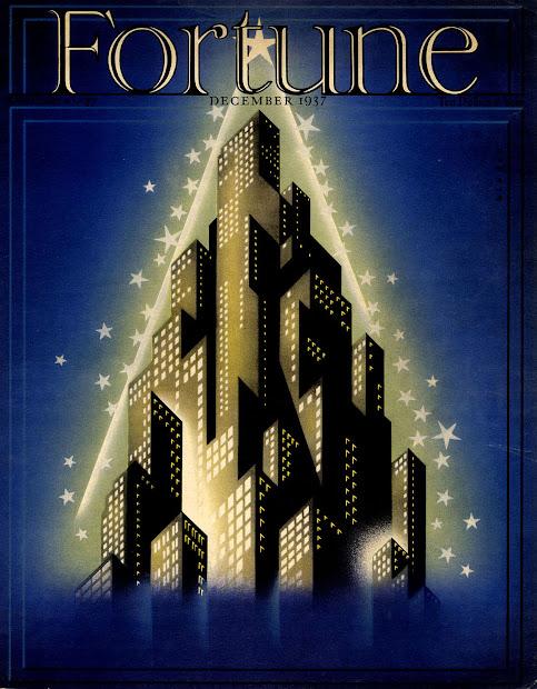 Fortune Magazine Cover Art