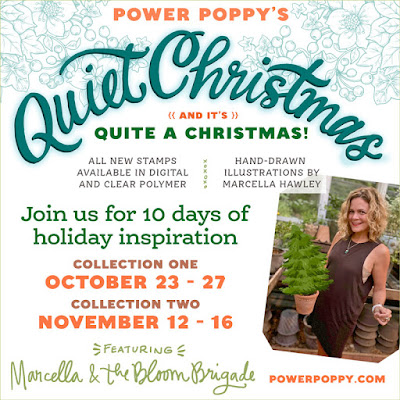 Power Poppy, Marcella Hawley, Quiet Christmas