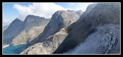 Glaciar del Portillón, Literola, Lago del Portillón, Lezat, Quayrat