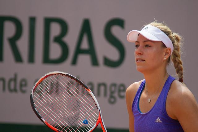 Angélique Kerber tennis roland garros