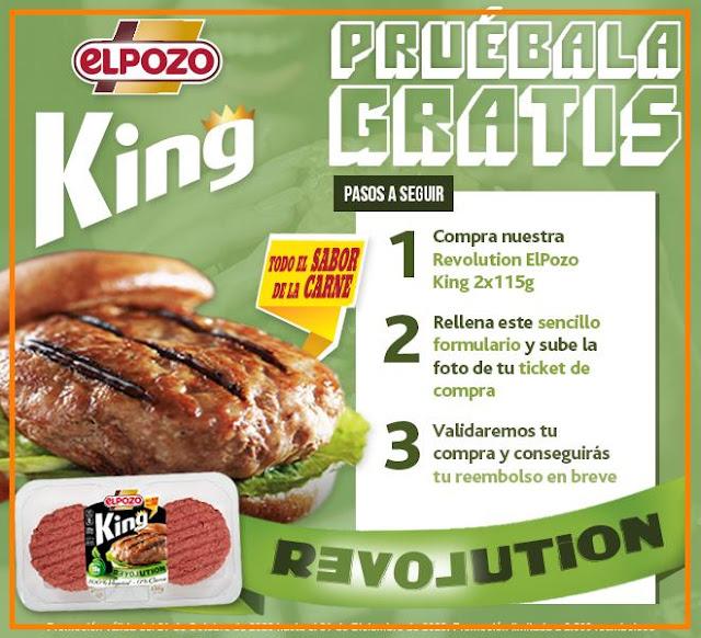 El Pozo King Revolution pruébala gratis