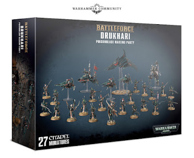Battleforce Drukhari