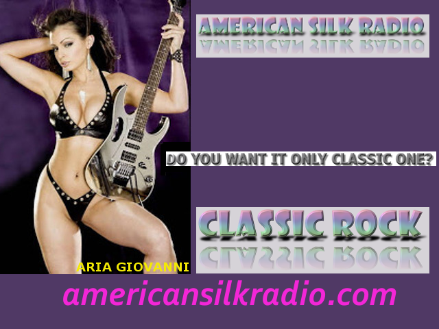 Do you want it only classic one ? Classic Rock only by American Silk Radio