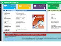 Aplikasi Raport Kelas 6 Semester 1 Kurikulum 2013 Revisi 2019
