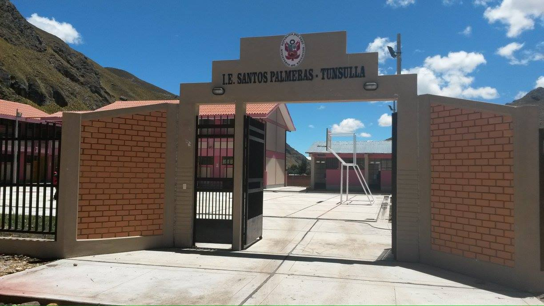 Colegio SANTOS PALMARES - Tunsulla