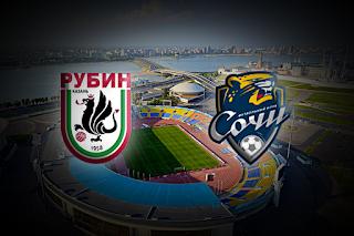 «Сочи» — «Рубин»: прогноз на матч, где будет трансляция смотреть онлайн в 18:00 МСК. 18.08.2020г.