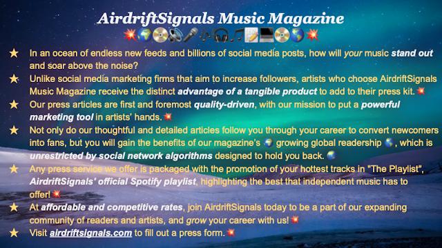 AirdriftSignals Marketing