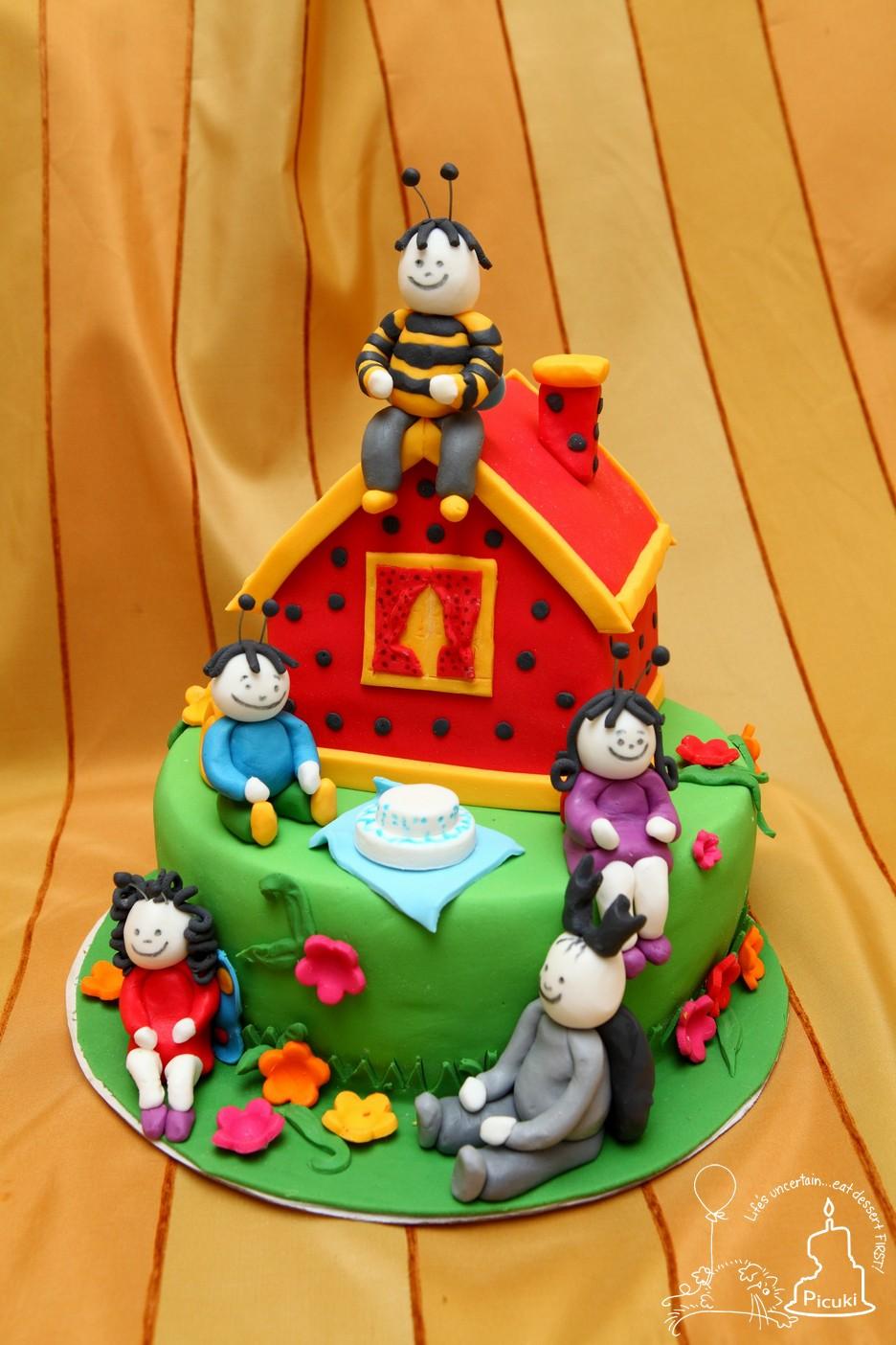 bogyó és babóca torta képek Picuki: Bogyó és Babóca torta II. bogyó és babóca torta képek