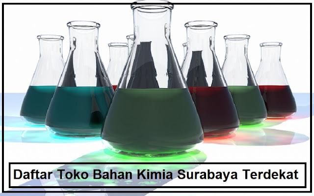 toko bahan kimia surabaya