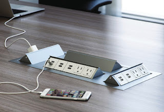 Powered Office Furniture