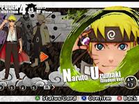 Download Mod Texture Naruto Sage [Naruto Student Ver] NSUNI For Emulator PPSSPP