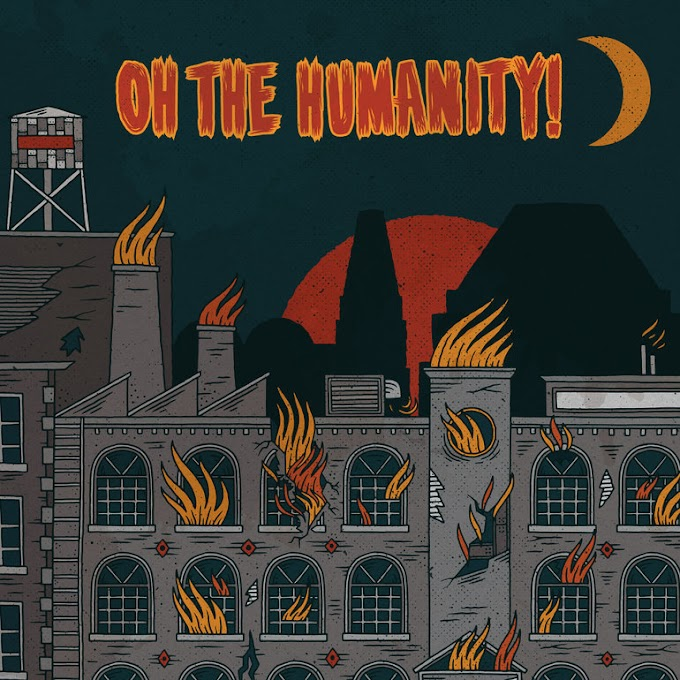 Oh The Humanity! stream new Self-Titled album
