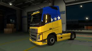 BIH Skin for Volvo 2012