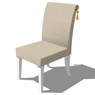 Sketchup - Chair-031