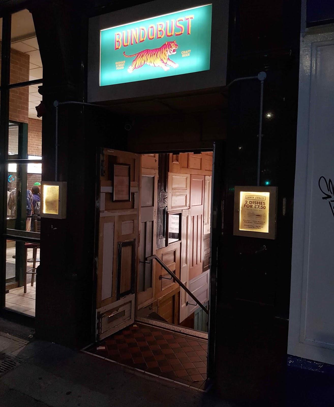 Gourmet Gorro Cardiff Food Blog Featuring Restaurant