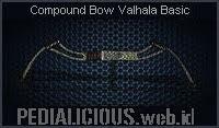 Compound Bow Valhala Basic